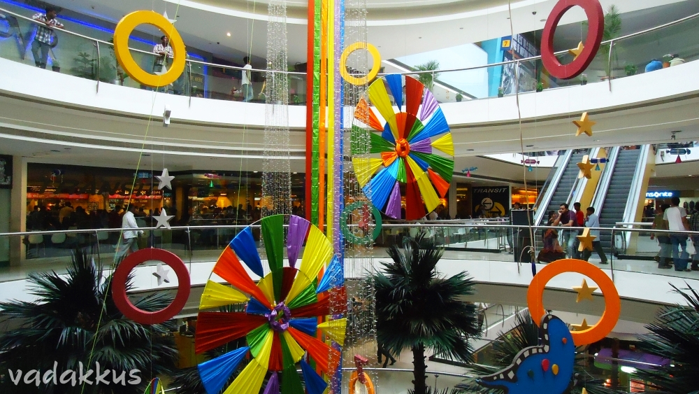 Forum Mall Koramangala all decked up for anniversary celebrations