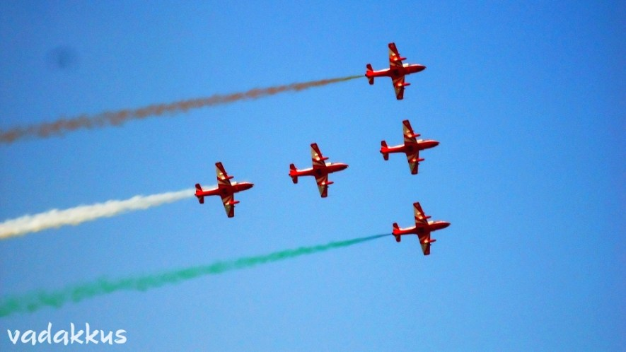 Happy Indian Air Force Day! *Salutes*