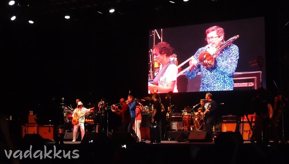 Carlos Santana Live in Concert