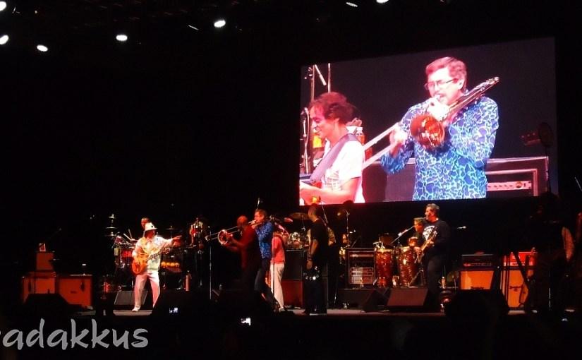 Santana Live in Bangalore! Photos 2