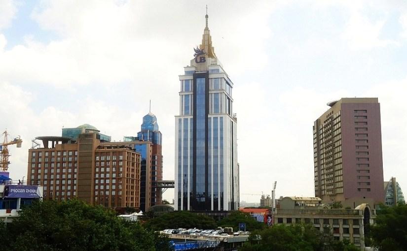UB City – The Bangalore Skyline
