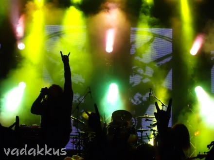 Testament Live in Bangalore! | Photos 2