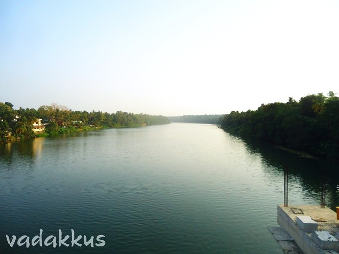 The Muvattupuzha River – Calm and Beautiful