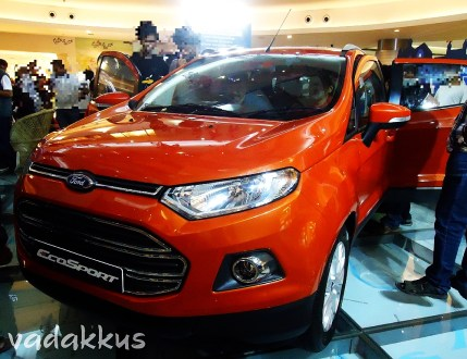 The New Ford Ecosport India! | Photos 1
