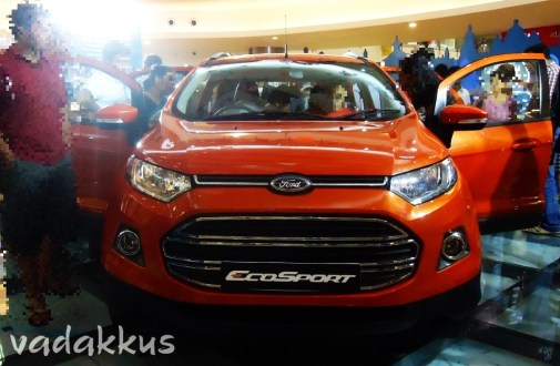 The New Ford Ecosport India! | Photos 3
