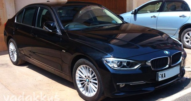 Picture of the new BMW 320d and 328i