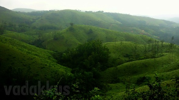 The Lush, Green Rolling Vagamon Hills!