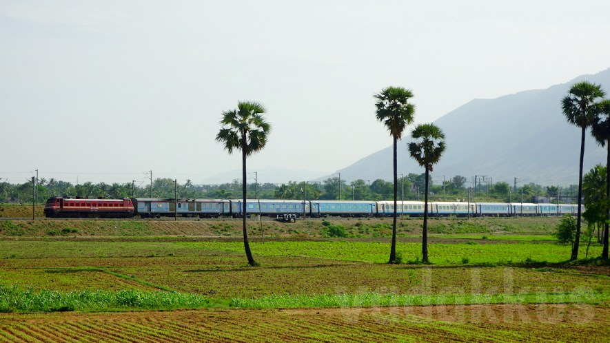 The Chennai – Bangalore – Mysore Shatabdi in all its Glory!