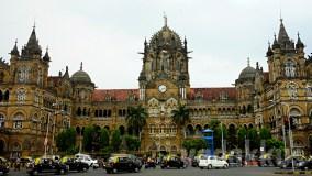 The Chhatrapati Shivaji (Victoria) Terminus Building, Mumbai