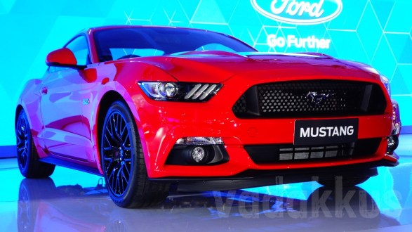 The Iconic, Indomitable Ford Mustang GT Fastback in India!