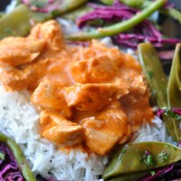Butter Chicken Express