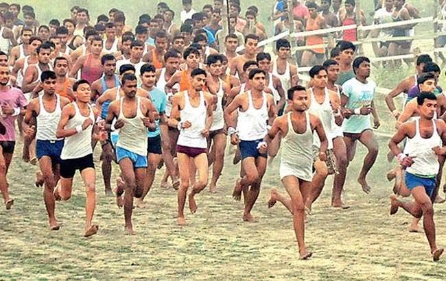 Indian army running time