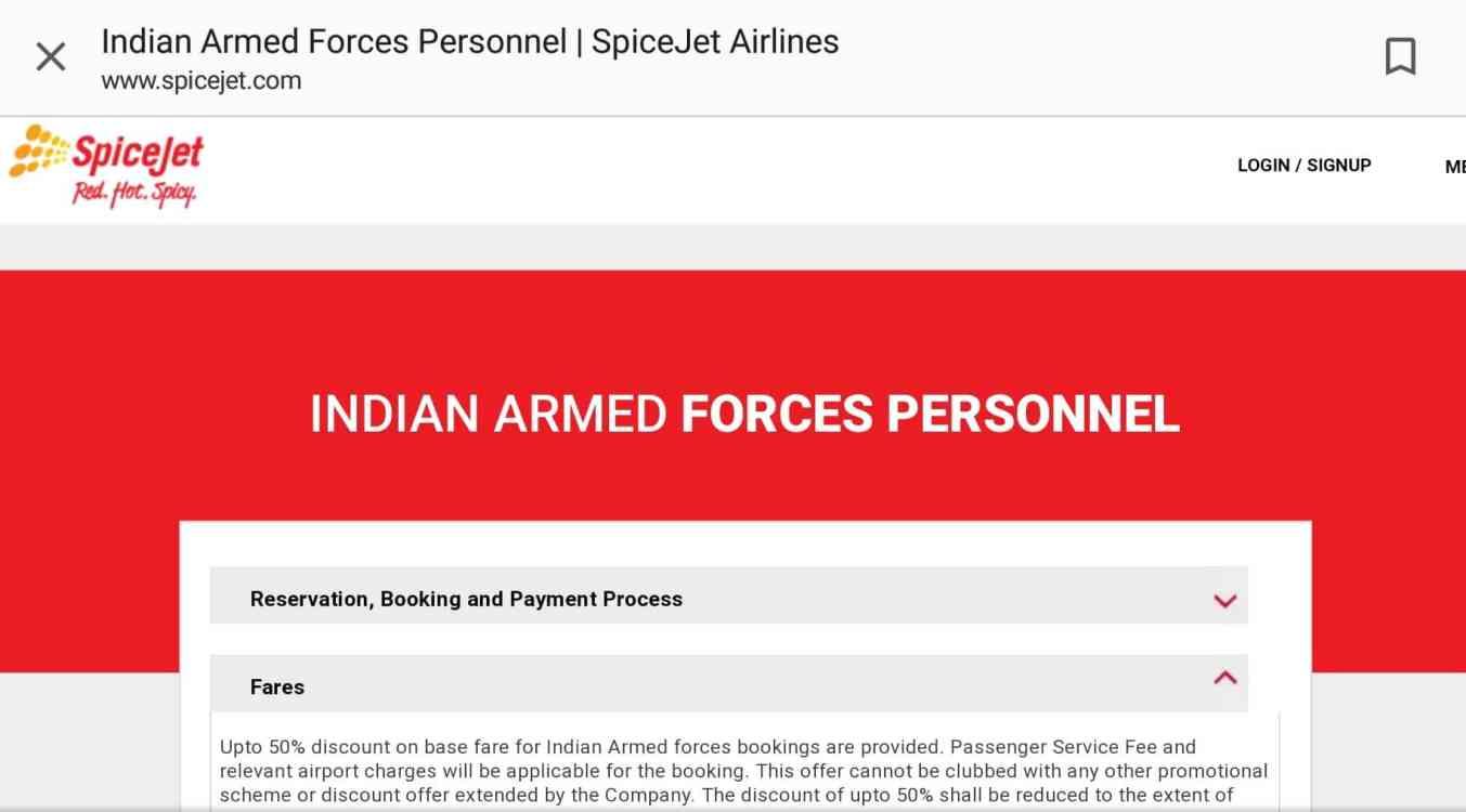 Udchalo flight booking defence quota
