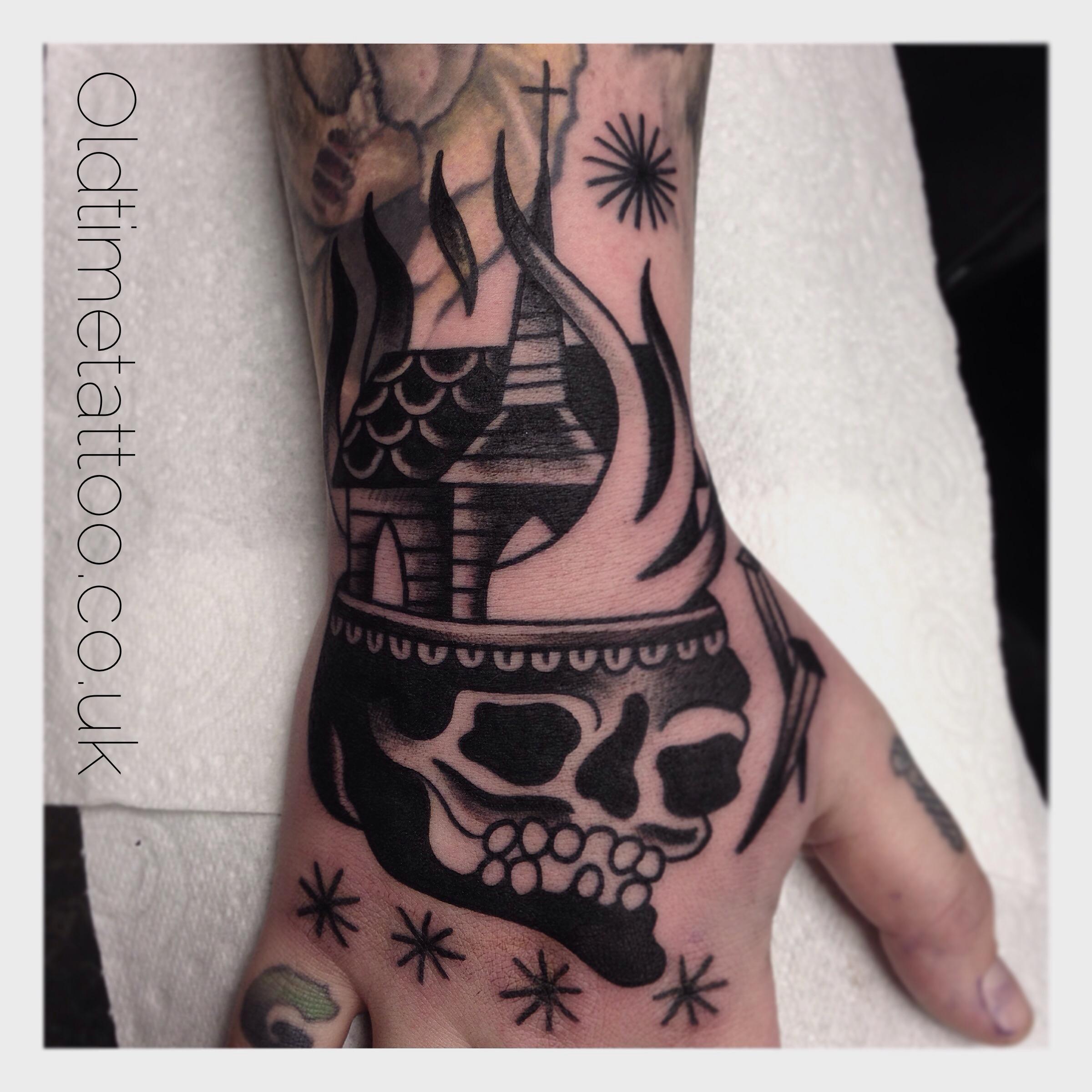 job stopper foulds tattoo