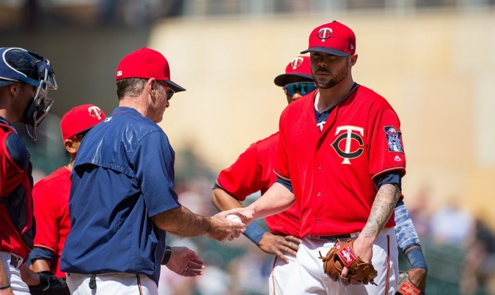 The regression begins for the Minnesota Twins