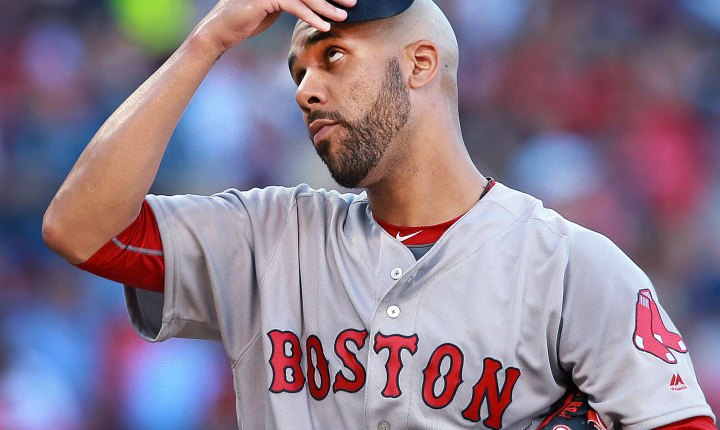 David Price is acting like a bitch