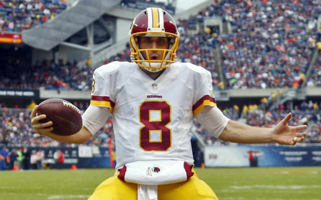 The case for the Vikings to sign Kirk Cousins