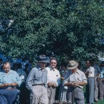 A public gathering