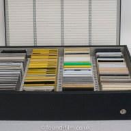 Box of slides