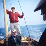 Sail boat crew