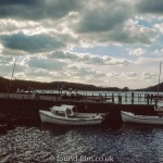 Moored boats at Coniston?