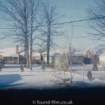 Snowy Detroit – 1961