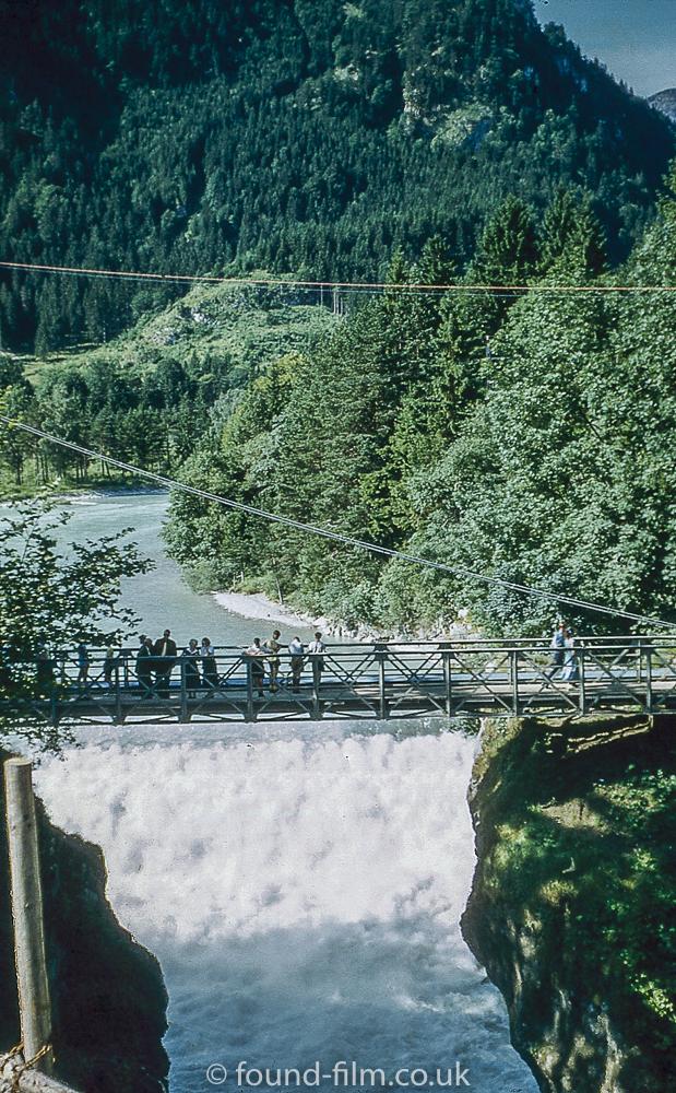 The Lech falls at Fussen
