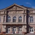 The theatre at Baden-baden