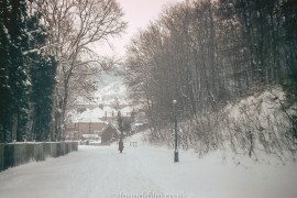 The winter of 1962