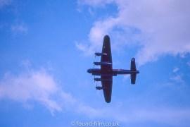 World war II bomber - Lancaster ?