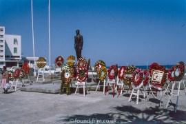 Ataturk statue, Kyrenia