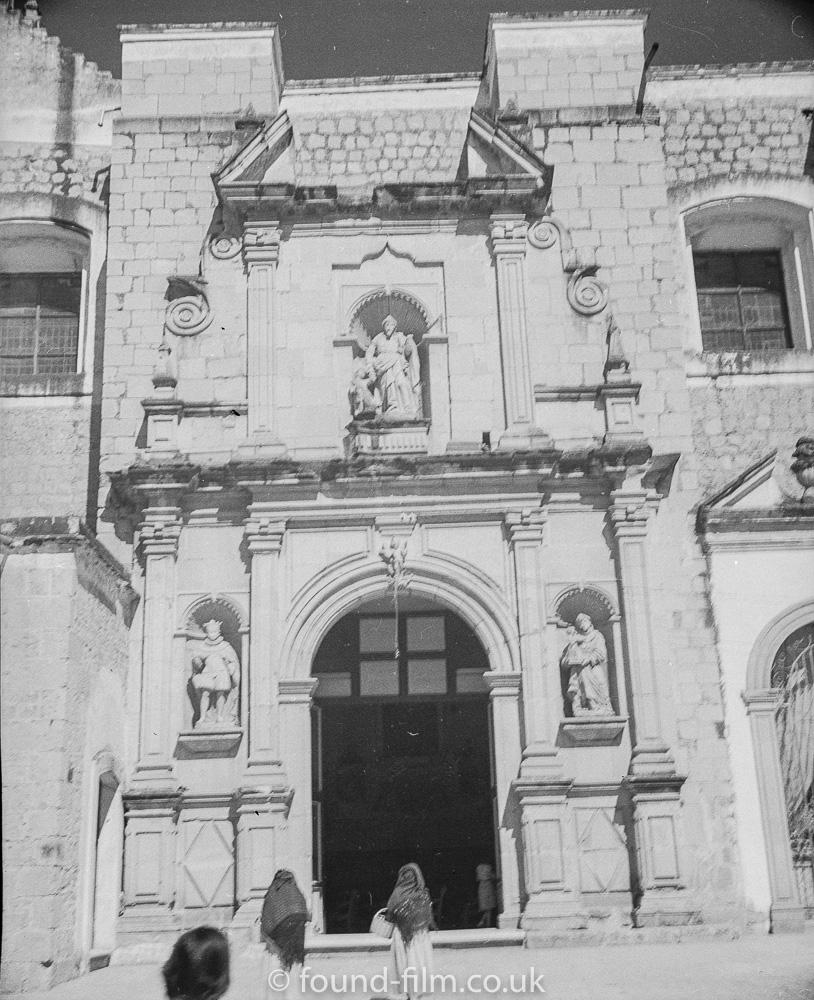Church or Temple