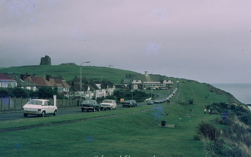 East cliff - Folkstone