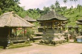 Indonesian huts