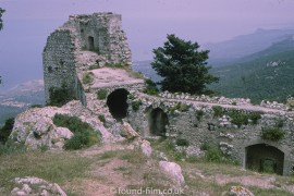 Kantra Castle, Cyprus