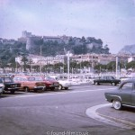 Prince's palace in Monaco in about 1969