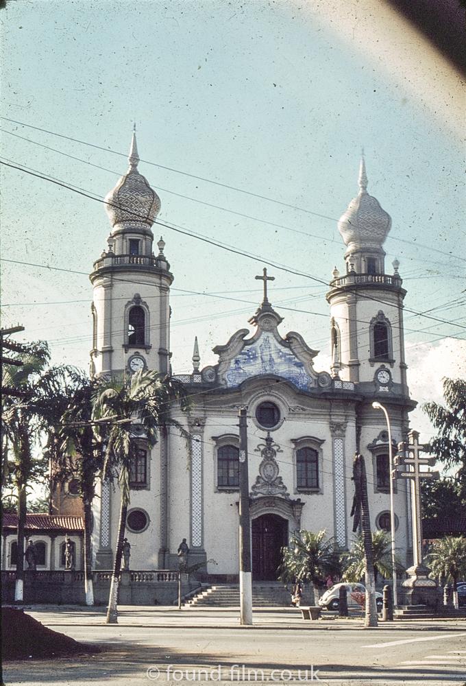 Church or Temple in Rio