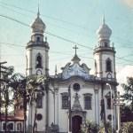 Church or Temple in Rio in 1973