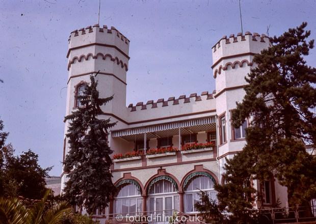 Distinctive building