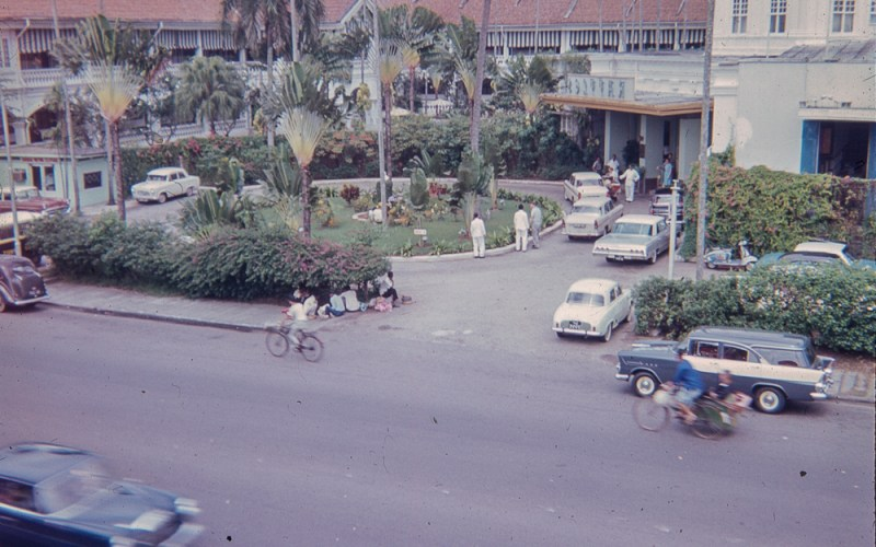Singapore in the early 1960s