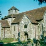 Unknown village church