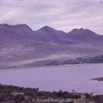 Bienn Alligin mountain range – September 1966