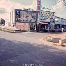 Cinema in Singapore - early 1960s