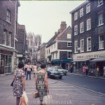 Cussins & Light Ltd, York in the 1970s
