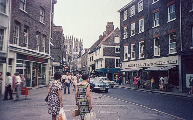 Cussins & Light Ltd, York