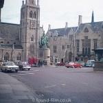 Durham market place, probably 1970s