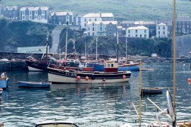 Fishing boat Lindy Lou