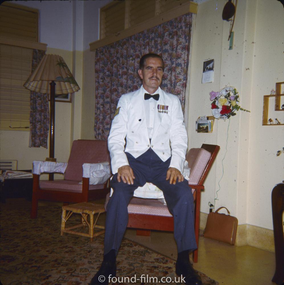 RAF Officer portrait