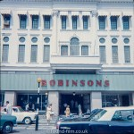 Robinsons Dept store in Raffles Place, Singapore