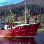 Another picture of trawler Steadfast Hope FR43, September 1980